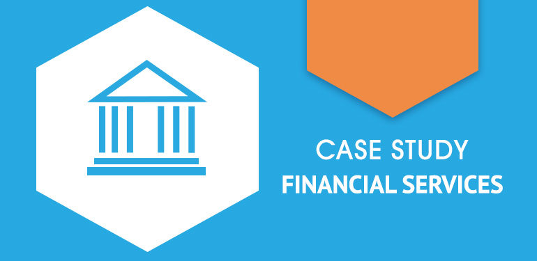 Head of IT Strategy financial services case study