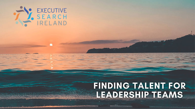 finding talented leaders