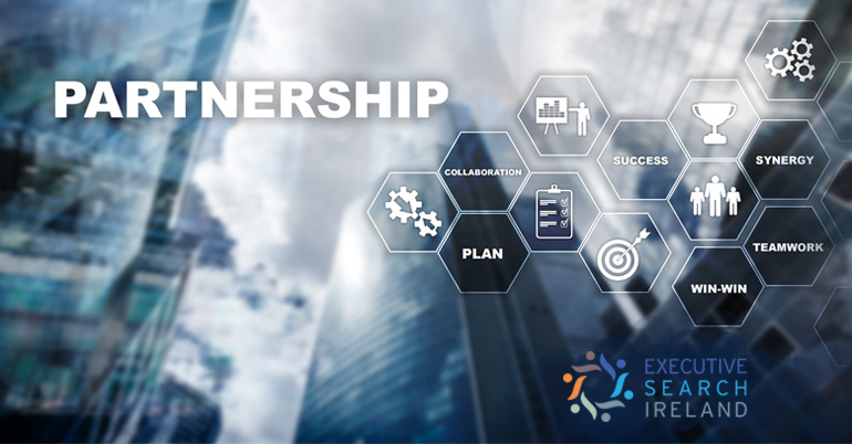 executive search partnership