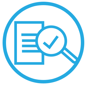 cv analysis icon